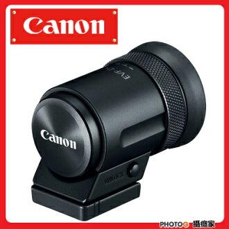 Canon EVF-DC2  適用 EOS M6 外接式 電子觀景窗 取景器  公司貨 eosm6 evfdc2 evf