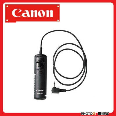 CANON canon RS-60E3 原廠 電子快門線 ( olympus E-M1 Mark II 800d 760d 700d 80d 77d 60d 70d )