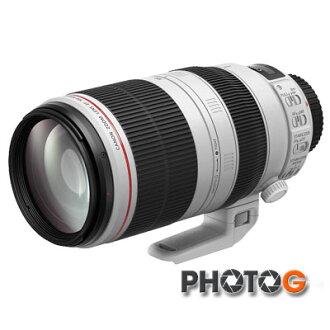 【12期0利率】Canon EF 100-400mm f/4.5-5.6L IS II USM 望遠變焦鏡頭(100-400;公司貨)