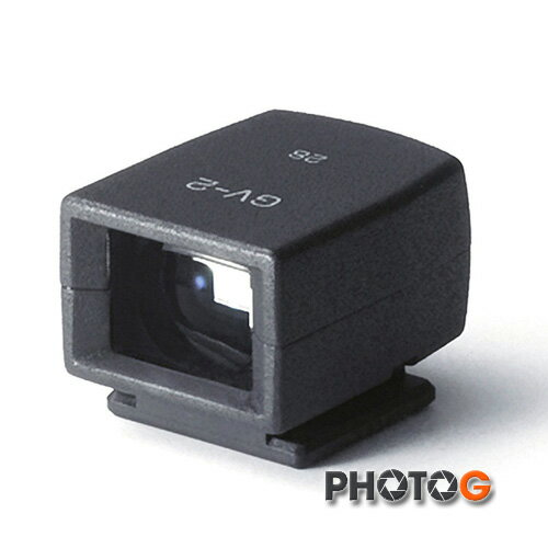 RICOH EXTERNAL VIEW FINDER GV-2 GV2  gv2  原廠觀景窗 取景器  適用:GRD GRD3 GRII GRD