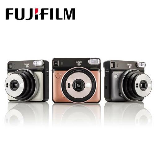 【預購】富士FujiFilminstaxSQUARESQ6即可拍拍立得相機馬上看恆昶公司貨miniSQ65月底到貨加送相機保護袋