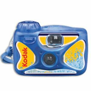 KODAK 即可拍潛水底片相機