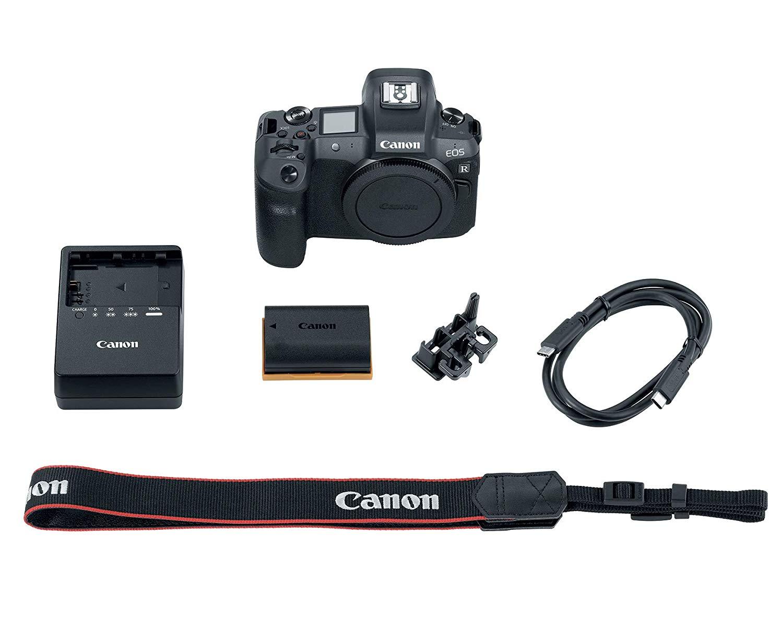 【送轉接環】Canon EOS R eosr  + RF 24-105mm f / 4L IS USM 鏡頭   全片幅無反光鏡數碼可換鏡頭相機 (佳能公司貨) 6