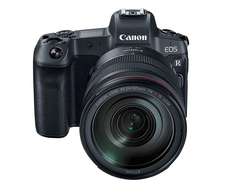 【送轉接環】Canon EOS R eosr  + RF 24-105mm f / 4L IS USM 鏡頭   全片幅無反光鏡數碼可換鏡頭相機 (佳能公司貨) 1