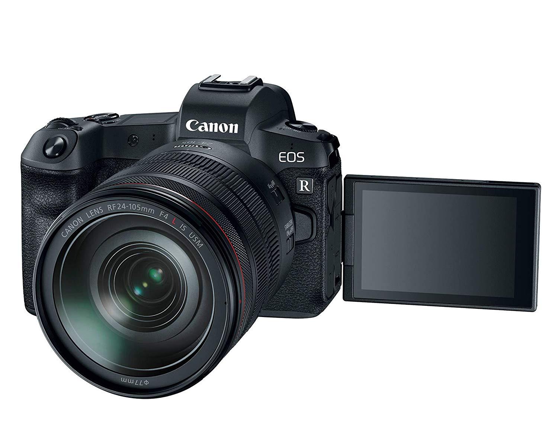 【送轉接環】Canon EOS R eosr  + RF 24-105mm f / 4L IS USM 鏡頭   全片幅無反光鏡數碼可換鏡頭相機 (佳能公司貨) 2