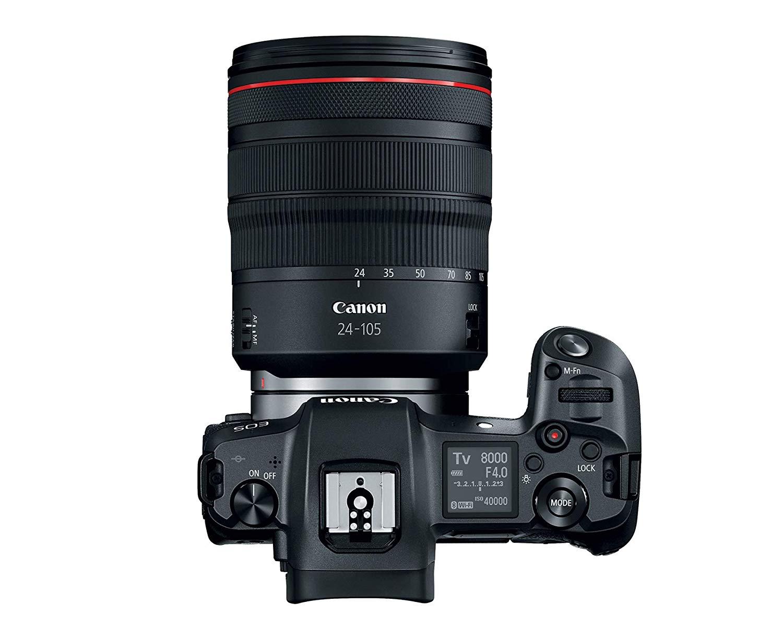 【送轉接環】Canon EOS R eosr  + RF 24-105mm f / 4L IS USM 鏡頭   全片幅無反光鏡數碼可換鏡頭相機 (佳能公司貨) 3