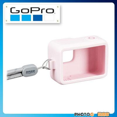 【現貨】GoPro ACSST-001 hero5 hero6 hero7  black 版本 原廠 矽膠保護套 附可調吊繩 粉色 acsst-004  (台閔公司貨) - 限時優惠好康折扣
