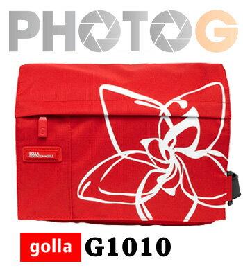 Golla G1010 - 閃亮紅 時尚單眼相機包