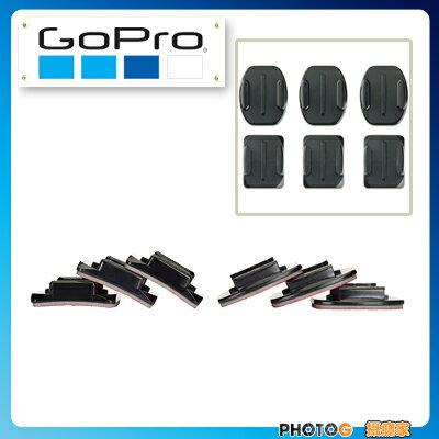 photoG:GoProAACFT-001無痕貼片弧面x3+平面x3黏著座(aacft-001台閔公司貨)