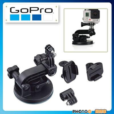 GoPro 快拆吸盤配件 AUCMT-302 ( aucmt-302 台閔公司貨)