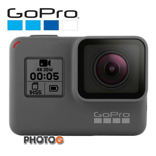 【送64G 高速卡+漂浮手把+原電】GoPro HERO 5 BLACK 黑色 極限運動攝影機【台閔公司貨】 CHDHX-501 hero5,Hero4 Hero3 後繼