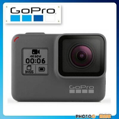 GoPro HERO6  hero6   運動攝影機 夜拍 4K 60格 錄影 防震 觸控變焦  【台閔公司貨】 - 限時優惠好康折扣