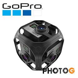 GoPro OMNI 360度 全景攝影組 (含6台 HERO4 Black)【台閔公司貨】