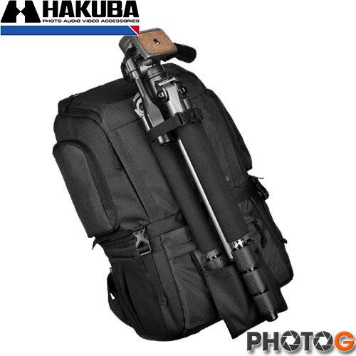 HAKUBA HA20424CN LUFTDESIGN BACKPACK BLACK 黑色