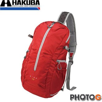 HAKUBA GW-ADVANCE RIDE 17 DARK RED 先行者17 紅色 HA24992VT 雙肩 後背 減壓 攝影包