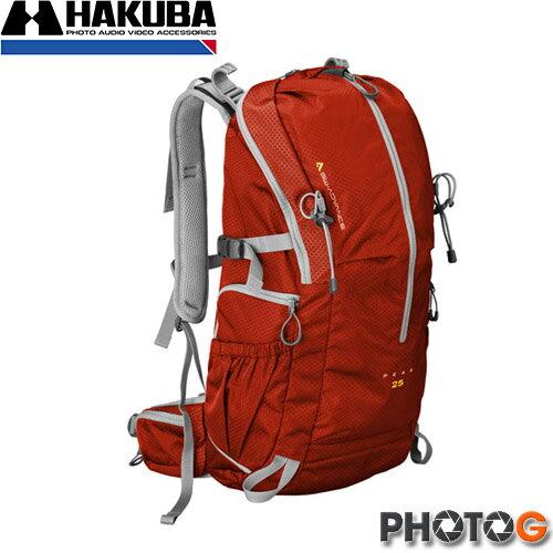 HAKUBA HA24995VT GW~ADVANCE PEAK 25 DARK RED先