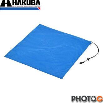 HAKUBA HA33641JP CAMERA WRAP M 防水保護墊 BLUE 藍色 鏡頭 相機包布