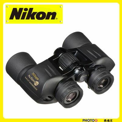 Nikon 8X40 Action EX 運動型 戶外型 雙筒望遠鏡 多層鍍膜 充氮 防水 (國祥公司貨)