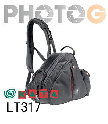 KATA PL LT-317 斜肩側背包 攝影包 單眼包 彈弓包 ( LT317 ;含稅開發票) - 限時優惠好康折扣