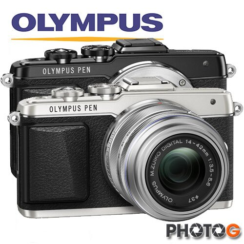 ~送32G 副電 清潔組~Olympus E~PL7  14~42mm IIR 鏡頭  W