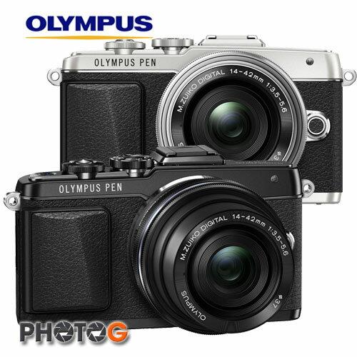 Olympus E-PL7 (14-42mm EZ 電動鏡頭)