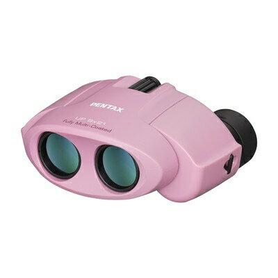 PENTAX UP 8x21 雙筒望遠鏡 粉紅色  (富堃公司貨) 另有 藍色 黑色
