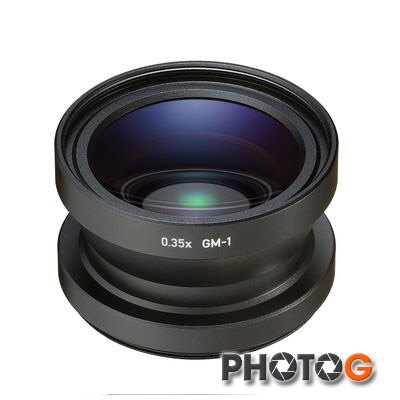 RICOH GM-1 GM1 原廠微距鏡頭 適用 GR GRII 可縮短3.5-8.5 對焦距離 (公司貨)