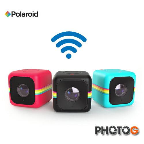 photoG:PolaroidCUBEcube+Plus微型生活行動數位攝影機wifi版本Video方塊機(國祥公司貨)