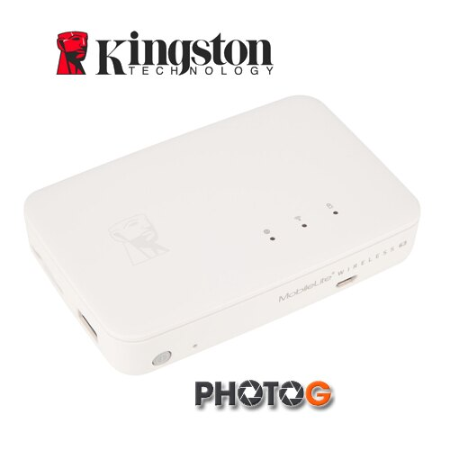 KingSton 金士頓 MobileLite Wireless G3 行動電源 無線讀卡