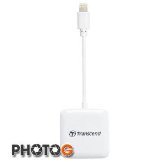 創見 Transcend Smart Reader RDA2 rda2 ios OTG 讀卡機 ( iPhone  iPad 介面,SDHC SDXC microSD microSDXC TF, 卡均..