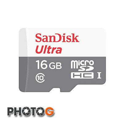 最新版~ SanDisk 320X 16G Ultra 48mb/s MicroSDHC 16G / 16GB 記憶卡 ( class10 公司貨,T-Flash / microSD 無轉卡)