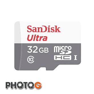 最新版 ~ SanDisk 320X 32G Ultra 48mb/s MicroSDHC 32G / 32GB 記憶卡 ( class10 公司貨,T-Flash / microSD 無轉卡)