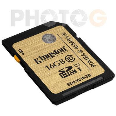 Kingston SDA10 Ultimate SDHC 16GB class 10 UH