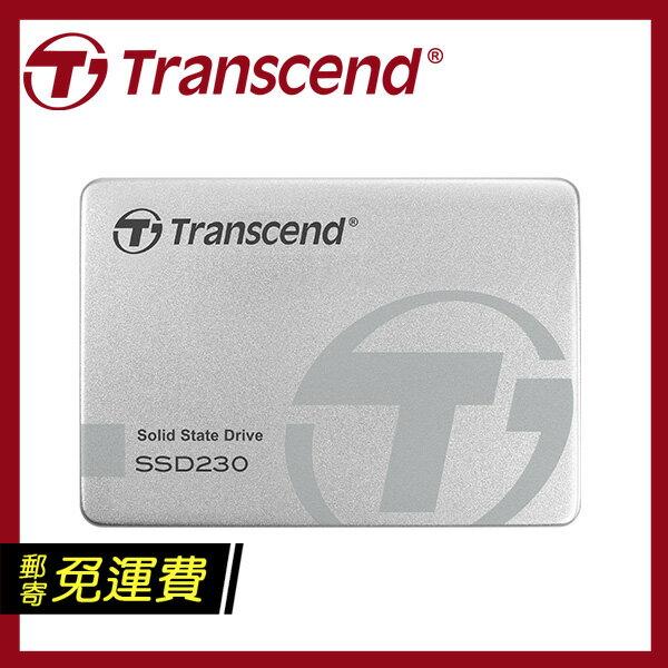 創見TranscendSSD230256G256GBSSDSATAIII6Gbs2.5吋固態硬碟(讀寫560Mbs520Mbs三年保固)