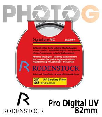 Rodenstock PRO UV 82mm Pro MC 鍍膜 鏡頭濾鏡 保護鏡 (公司貨,德國製)