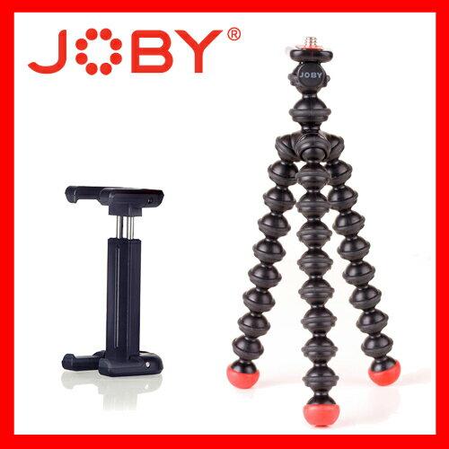 JOBYjobyGripTightGorillaPodJMMXL金鋼瓜手機夾磁鐡吸力腳架JB12適用Iphone6PLUS