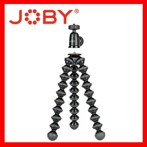 JOBYjobyGorillaPod1KKit金鋼爪1K套組含雲台+金鋼爪腳架可載重1KG(JB43台閔公司貨)