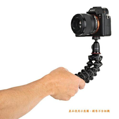 JOBY joby GorillaPod  1K  Kit  金鋼爪1K 套組 含雲台+金鋼爪 腳架 可載重1KG ( JB43 台閔公司貨) 2