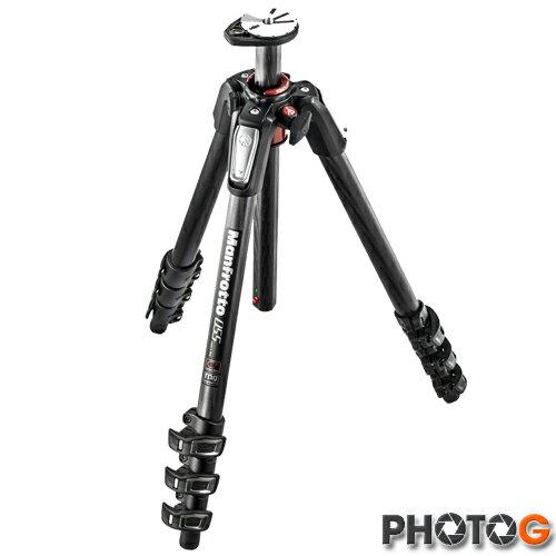 【送腳架袋】Manfrotto 055 MK055XPRO3-3W 含MHXPRO-3W雲台 鋁合金 三節腳架 套組 三腳架 攝影腳架 (正成公司貨)