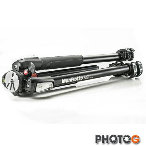 【送腳架袋】Manfrotto 055 MT055XPRO3 鋁合金 三節腳架 三腳架 攝影腳架 (正成公司貨)
