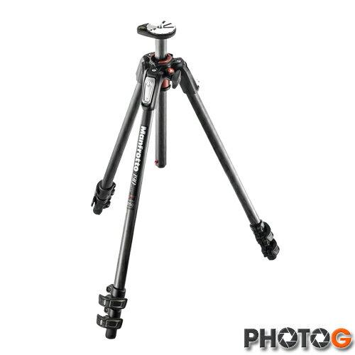 Manfrotto 190 MT190 CXPRO4 碳纖維 四節 三腳架 攝影腳架 (正成公司貨) 另有含雲台組合