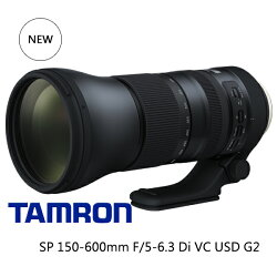 【TAMRON】騰龍 SP 150-600mm F/5-6.3 Di VC USD A011