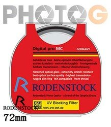 Rodenstock PRO UV 72mm Pro MC 鍍膜 鏡頭濾鏡 保護鏡 (公司貨,德國製)