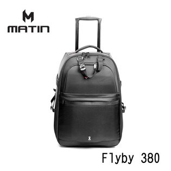photoG:MATINFlyby飛越家380相機用行李箱攝影滑輪後背包(M-10012)【公司貨】