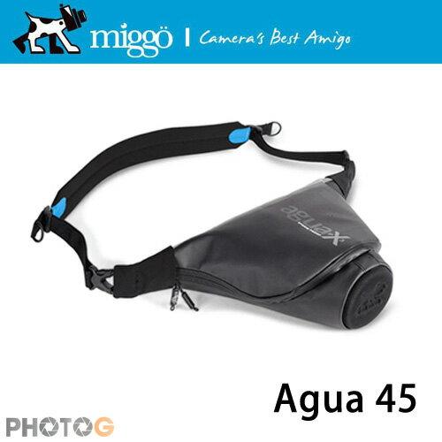 MIGGO米狗Agua45MWAG-SLRBB45防水單眼相機包【湧蓮公司貨】槍套包防撞攝影包