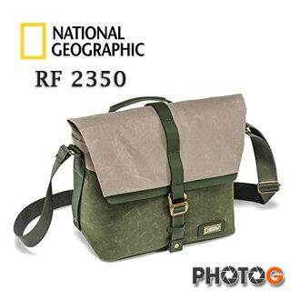 National Geographic 國家地理 NG RF 2350 RF2350 小型包 側背包 相機包 斜肩包; 正成貿易公司貨)