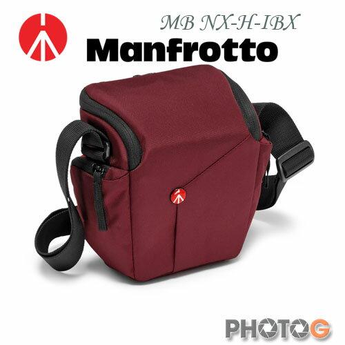 Manfrotto MB NX-H-IBX Holster CSC 開拓者微單眼槍套包 酒紅色 (正成公司貨)