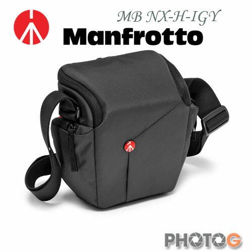 Manfrotto MB NX-H-IGY Holster CSC 開拓者微單眼槍套包 深灰色 (正成公司貨) epl8 epl9 em5 nex j5 m5 m6 m100