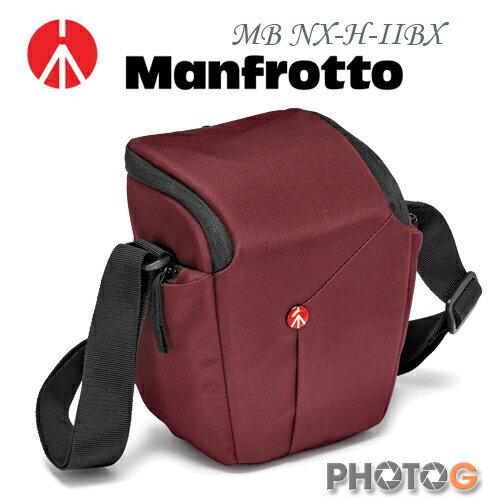 photoG:ManfrottoMBNX-SH-IIBXHolsterDSLR開拓者單眼槍套包酒紅色(正成公司貨)