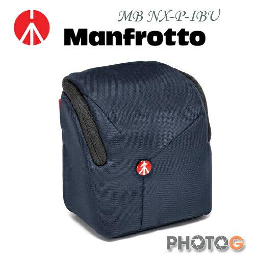 photoG:ManfrottoMBNX-P-IBUPouch開拓者小型相機包深藍色(正成公司貨)